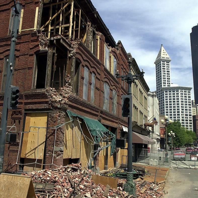 Nisqually Earthquake