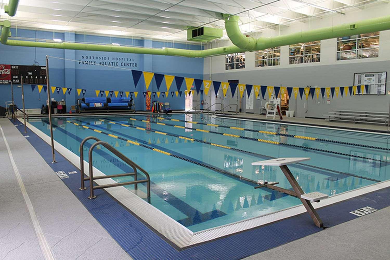 Marcus Jewish Community Center of Atlanta Aquatic Center