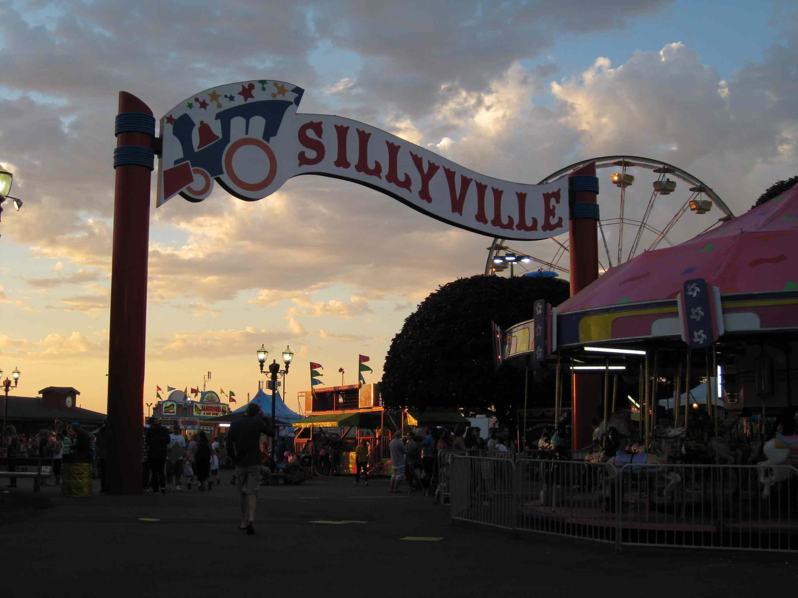 Washington State Spring Fair
