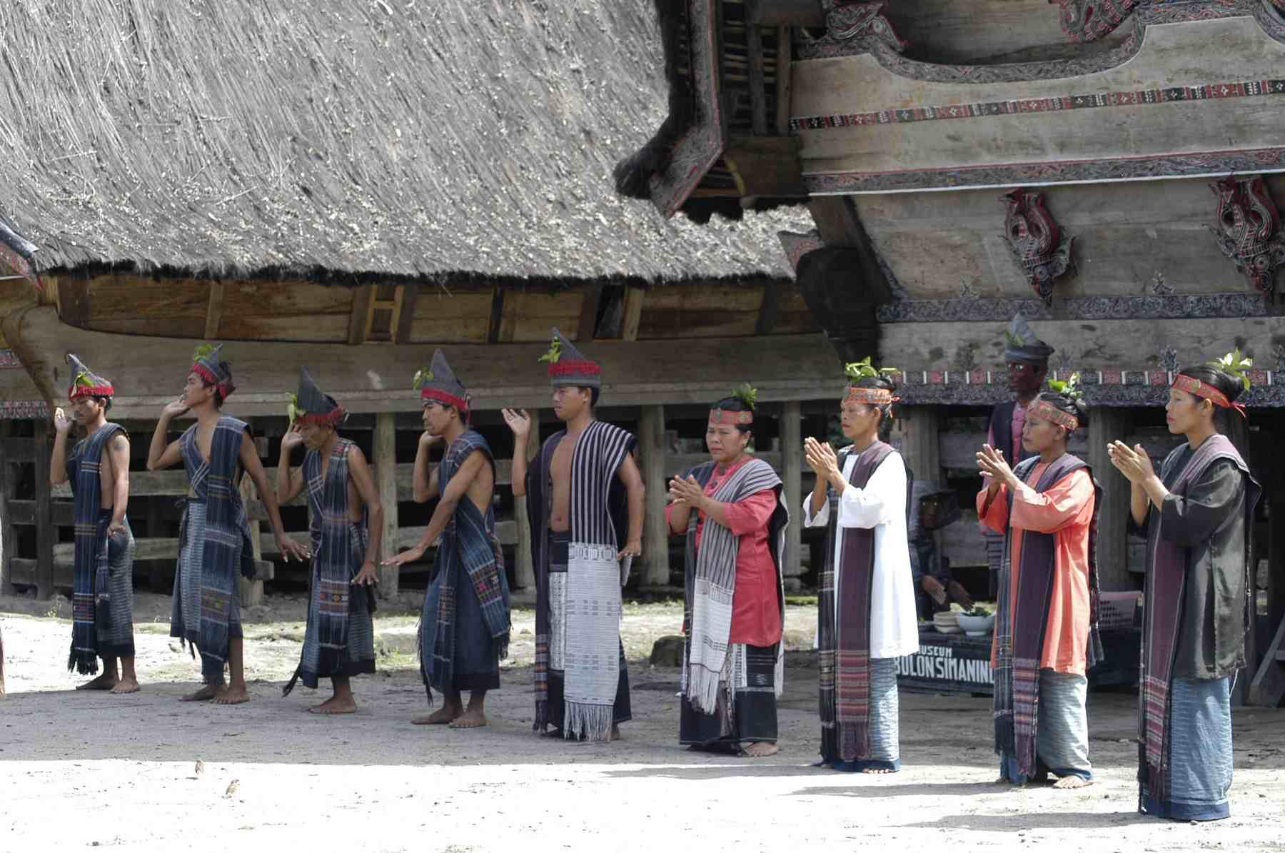 Toba Festival ceremonies