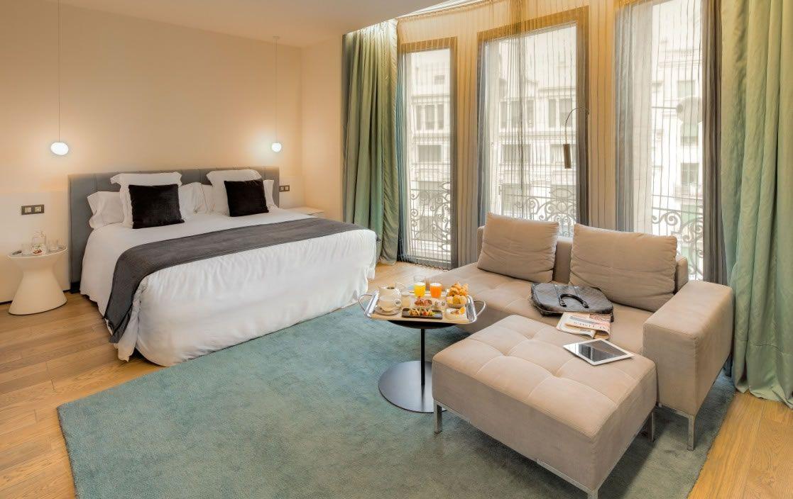 Junior Suite, Hotel Ohla Barcelona