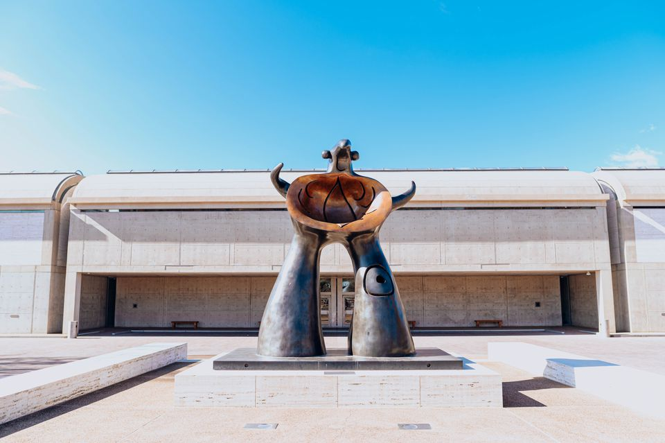 Kimbell Art Museum, Fort Worth, TX