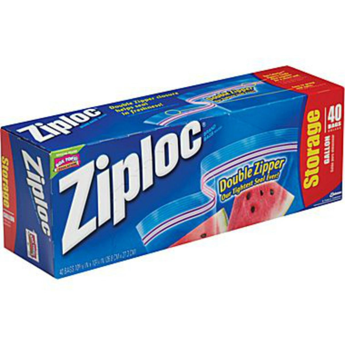 Have Ziploc bags in your carry-on