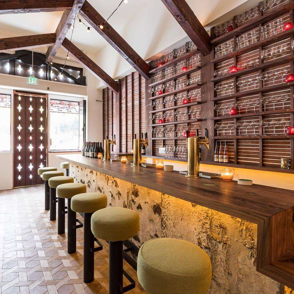 Union Larder bar