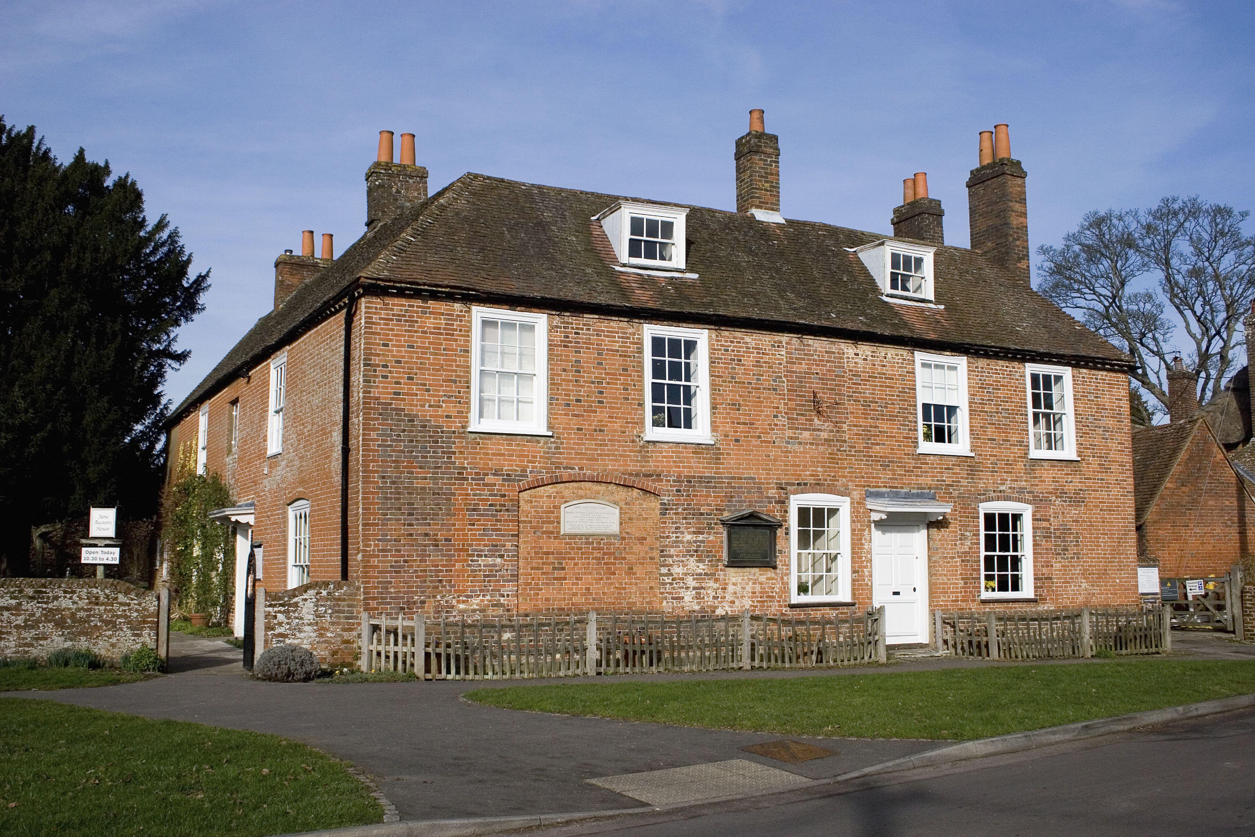 Chawton, Hampshire, England