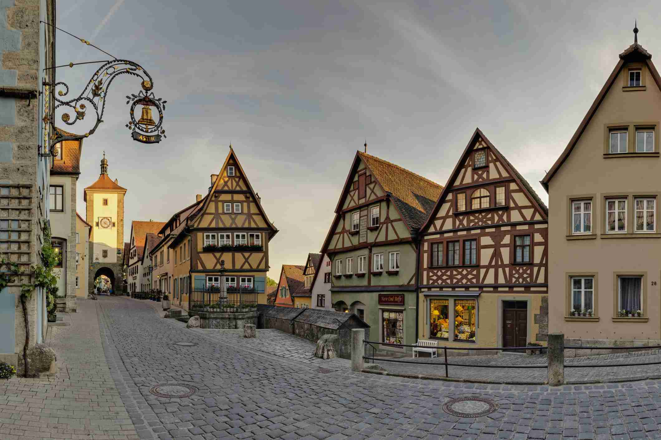 Guide To The Castle Road In Germany