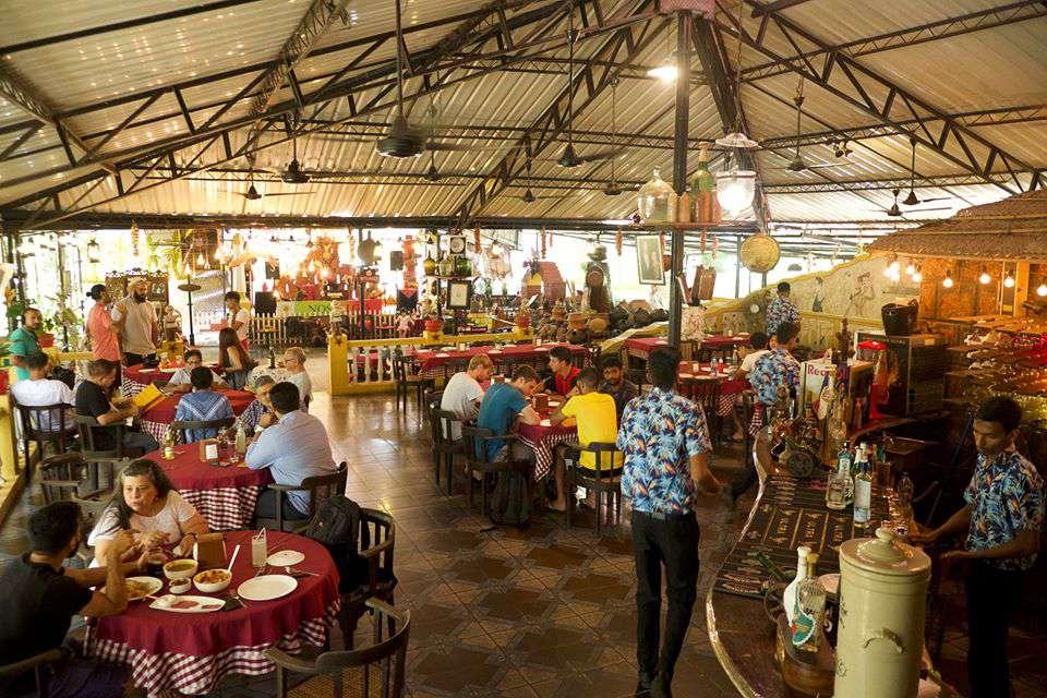 Nostalgia restaurant.