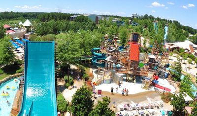 Mississippi Water Parks And Theme Parks