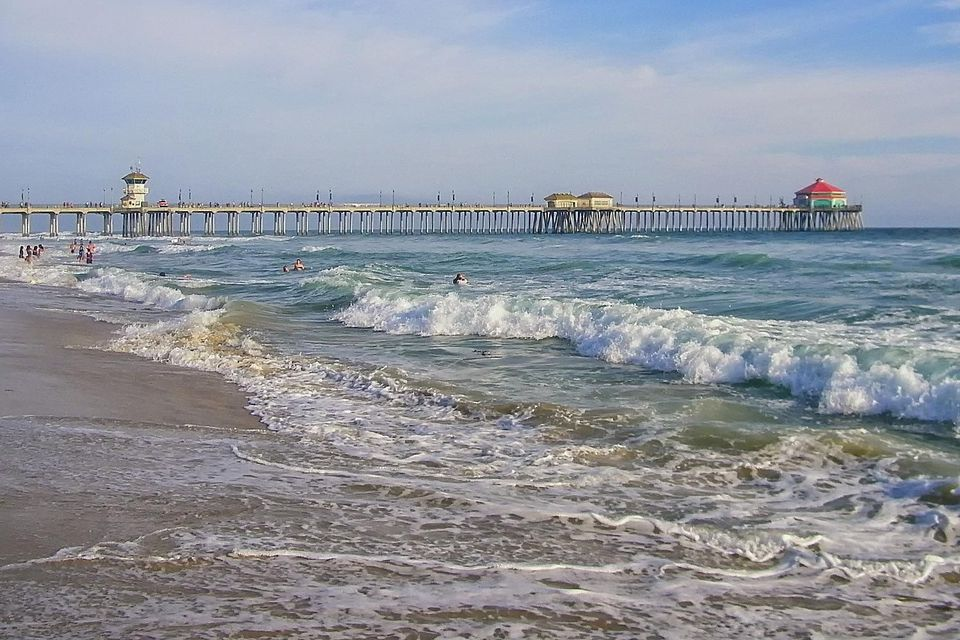 Huntington Beach y Pier