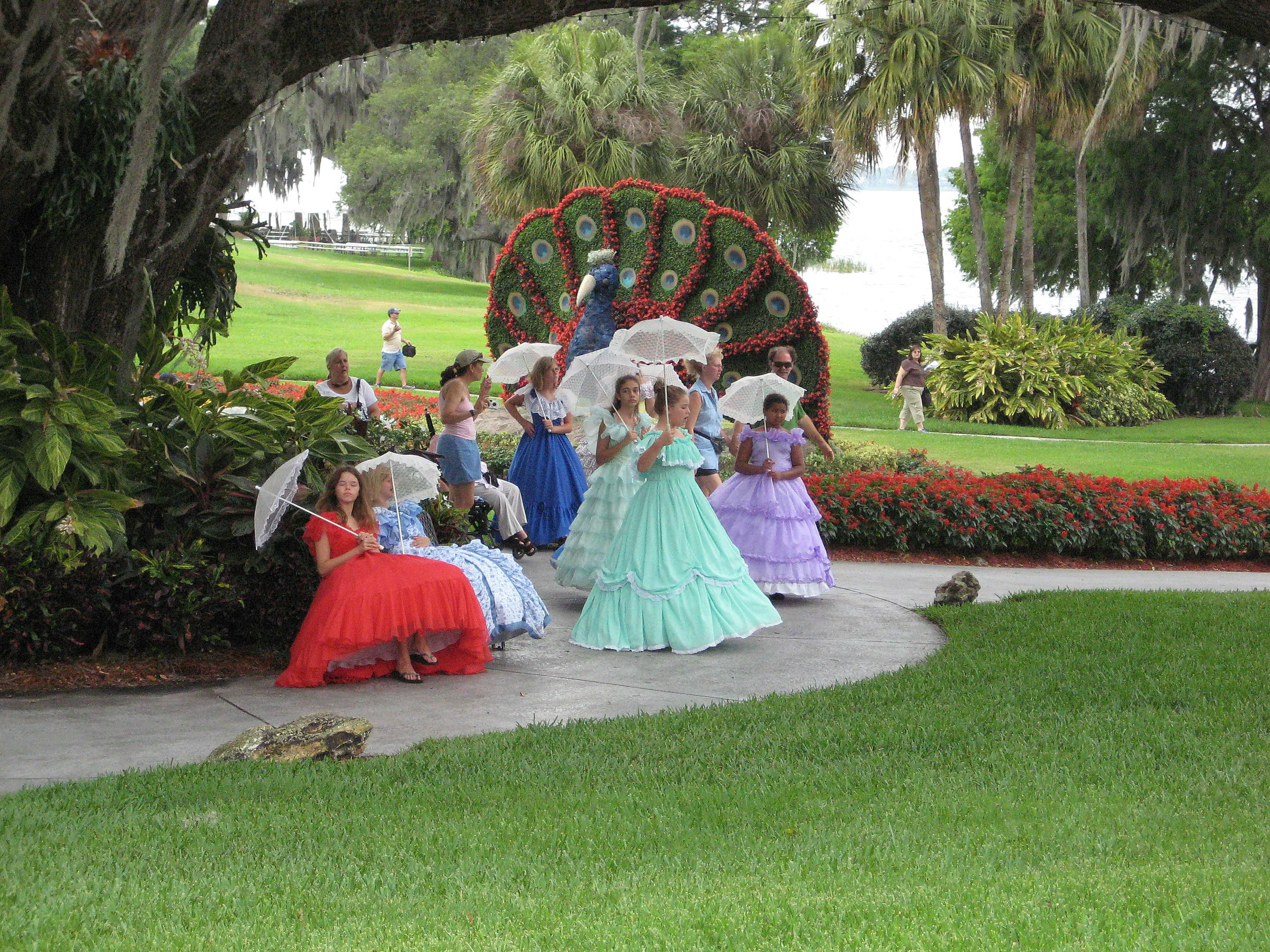 Aaa Insurance Florida >> Cypress Gardens - Closed Florida Theme Park