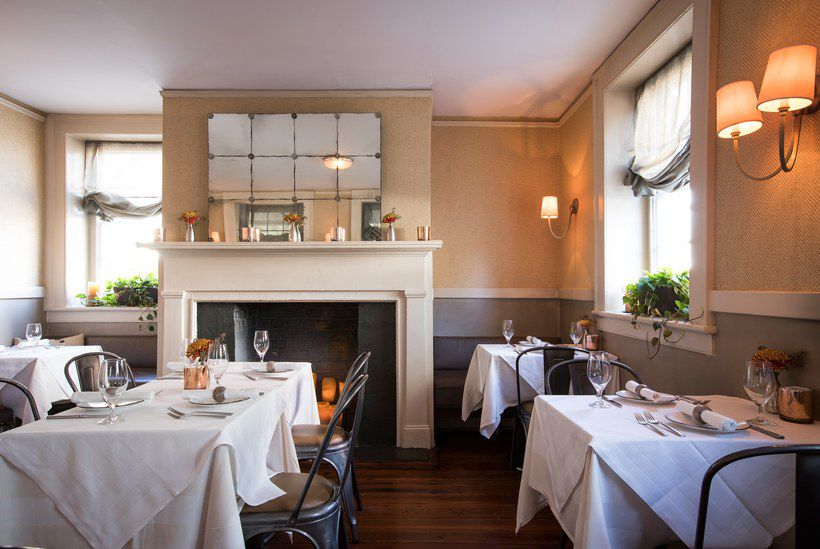 Zero Restaurant + Bar