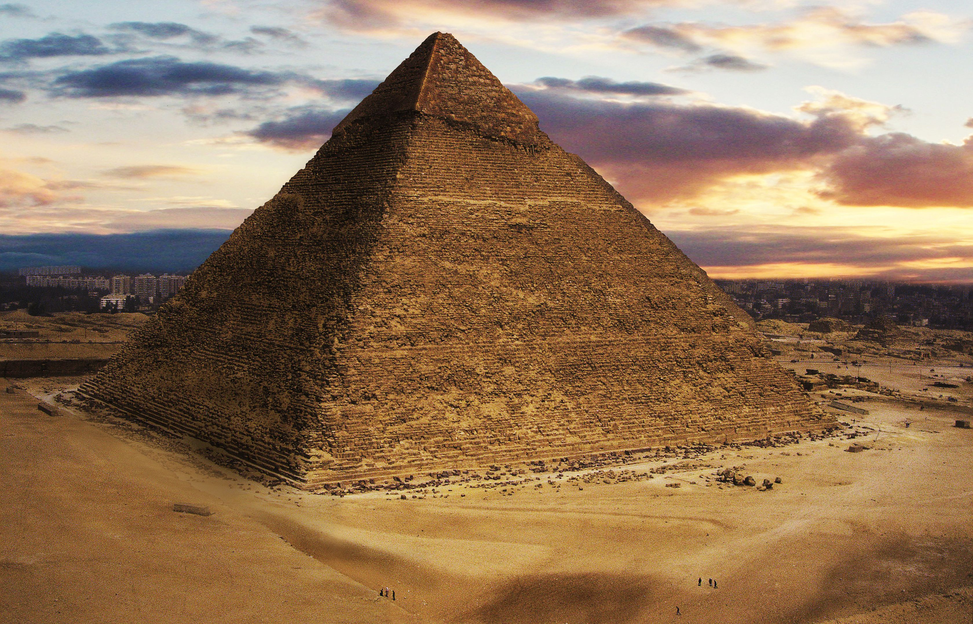 Principales destinos africanos Pirámides de Giza Egipto
