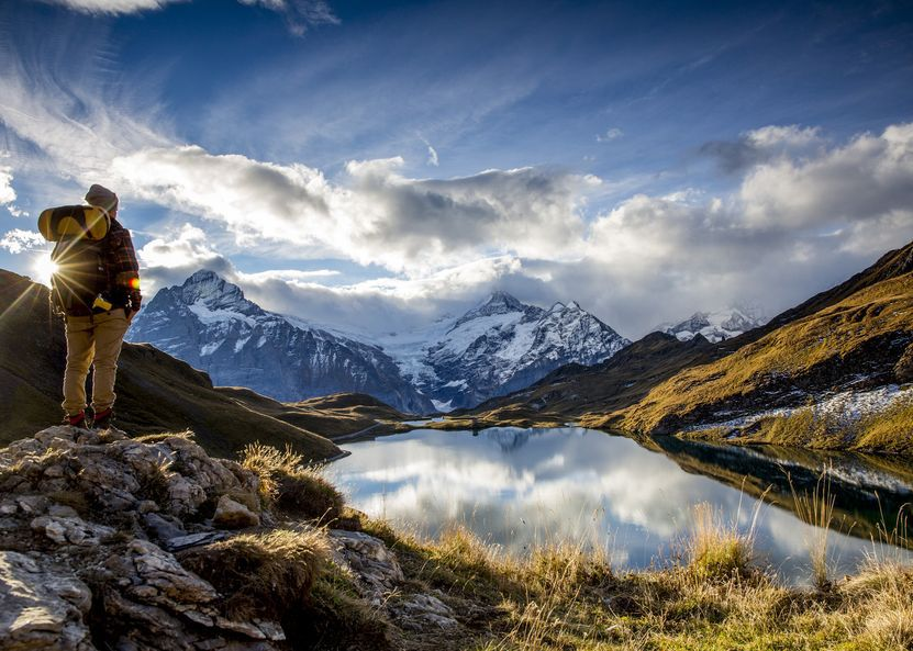 The Grindelwald First-Bachalpsee hike