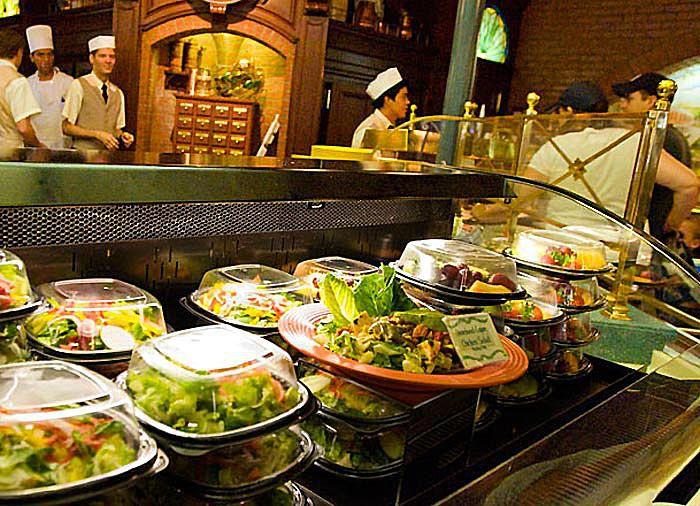 New Orleans Buffet Restaurants