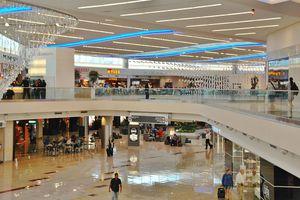 Concourse F at Hartsfield-Jackson Atlanta International Airport International Terminal