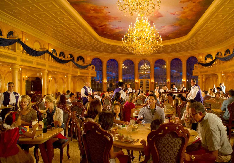 Sea nuestro restaurante invitado en el Reino Mágico