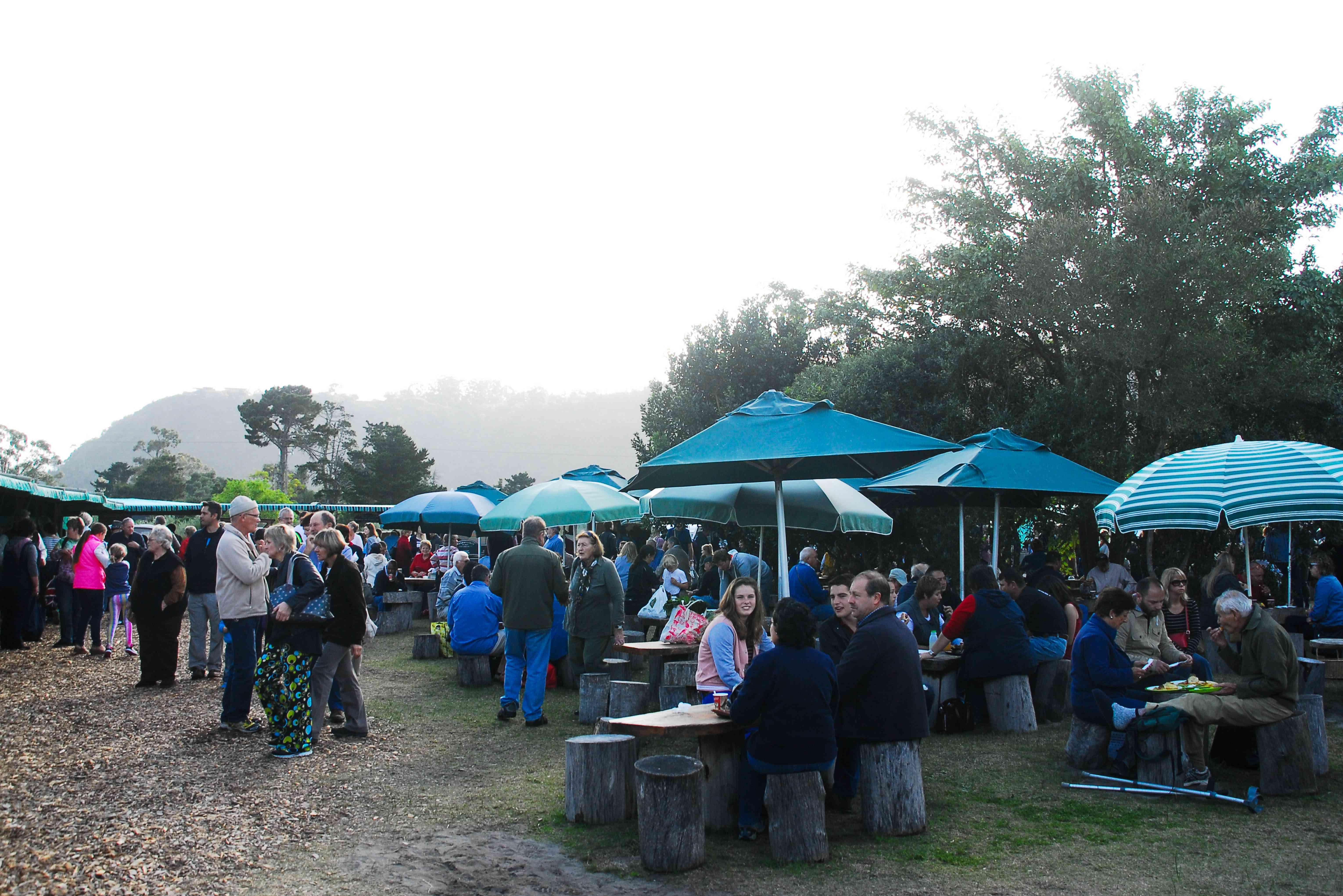 Wild Oats Community Farmers' Market, Sedgefield, South Africa