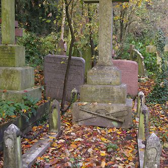 James Selby Grave, West Cemetery, Highgate Cemetery, London
