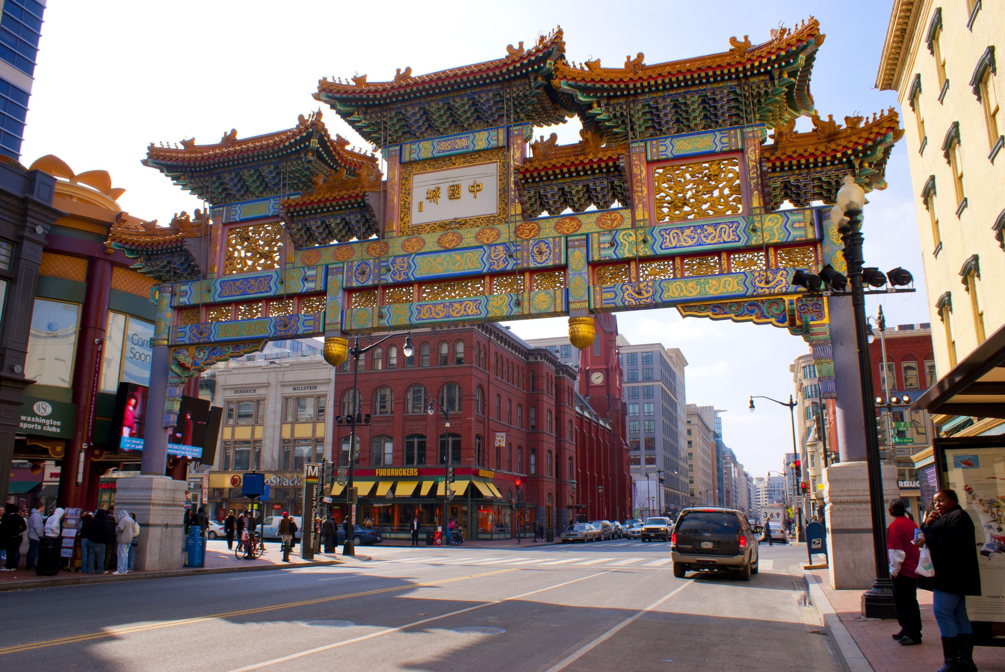 China Town, Washington, DC.