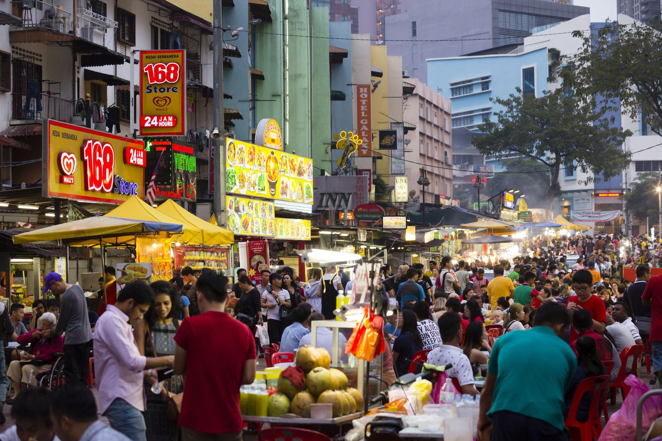 The 6 Neighborhoods You Need to Know in Kuala Lumpur