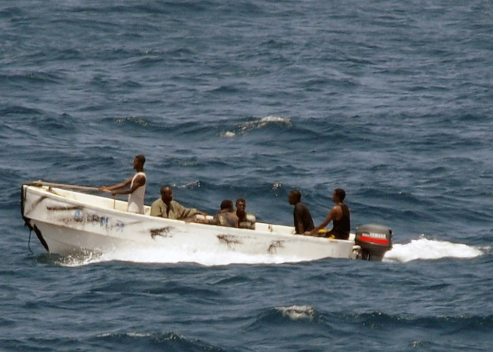 Somali pirates are still a threat to mariners.