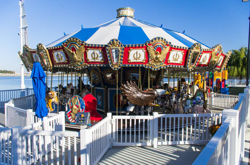 Carousel at the National Harbor