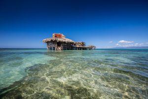 Floyd's Pelican Bar, Jamaica