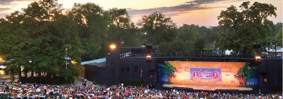 The Muny In Forest Park St Louis
