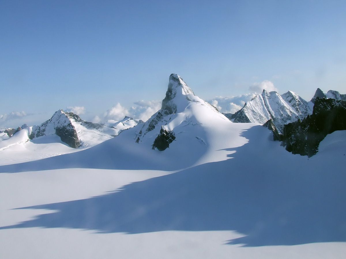 Juneau Icefield and Glaciers