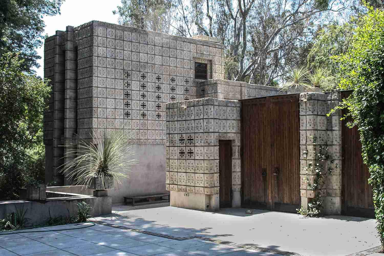 Millard House - Frank Lloyd Wright