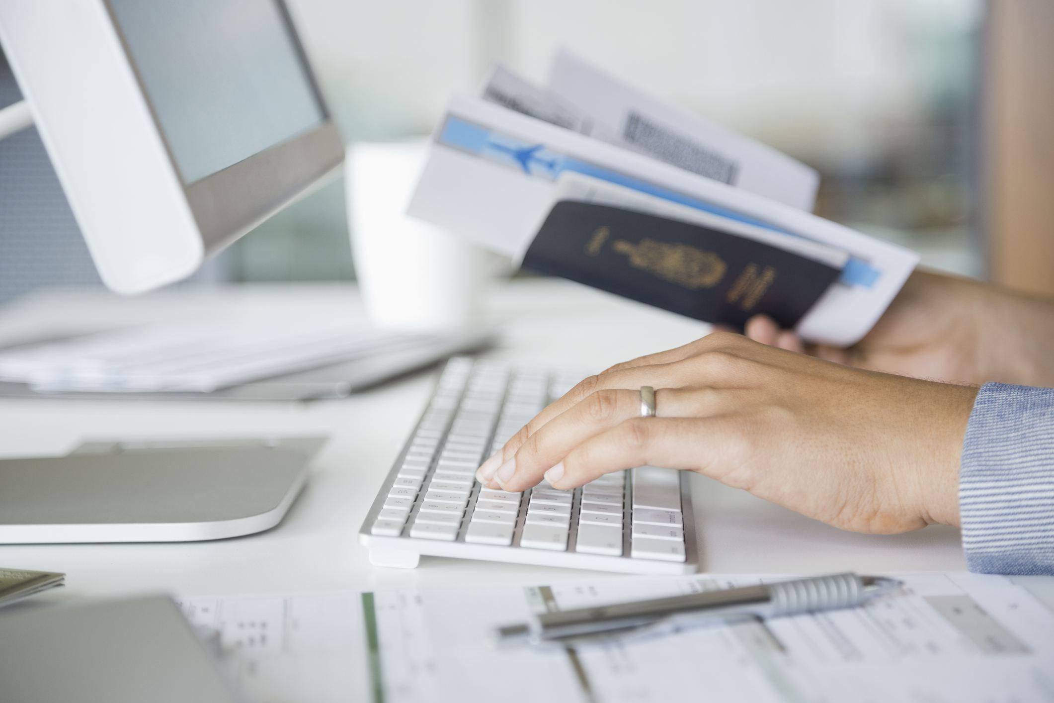 Verificación de la información del pasaporte