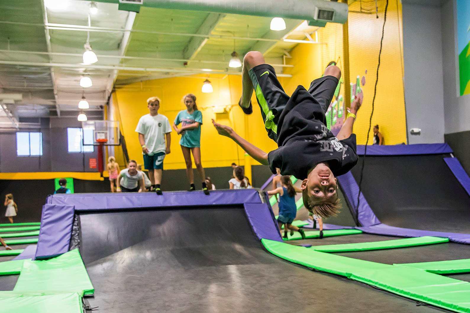Get Air Sportsplex