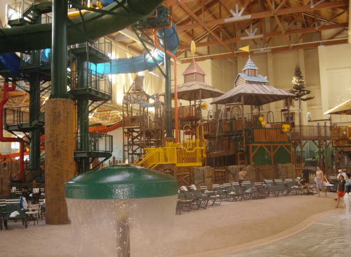 Great Wolf Lodge is an accommodation option especially to families visiting Niagara Falls, Canada.
