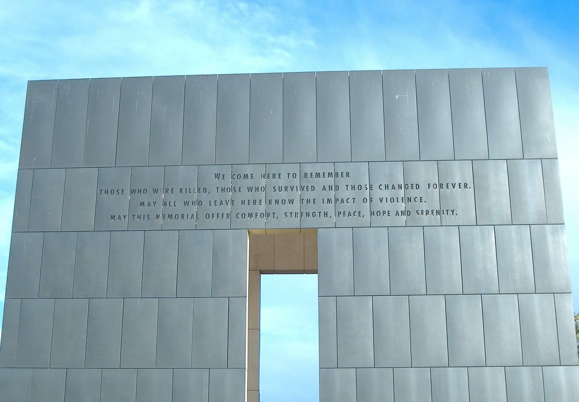 Memorial y Museo Nacional de Oklahoma City