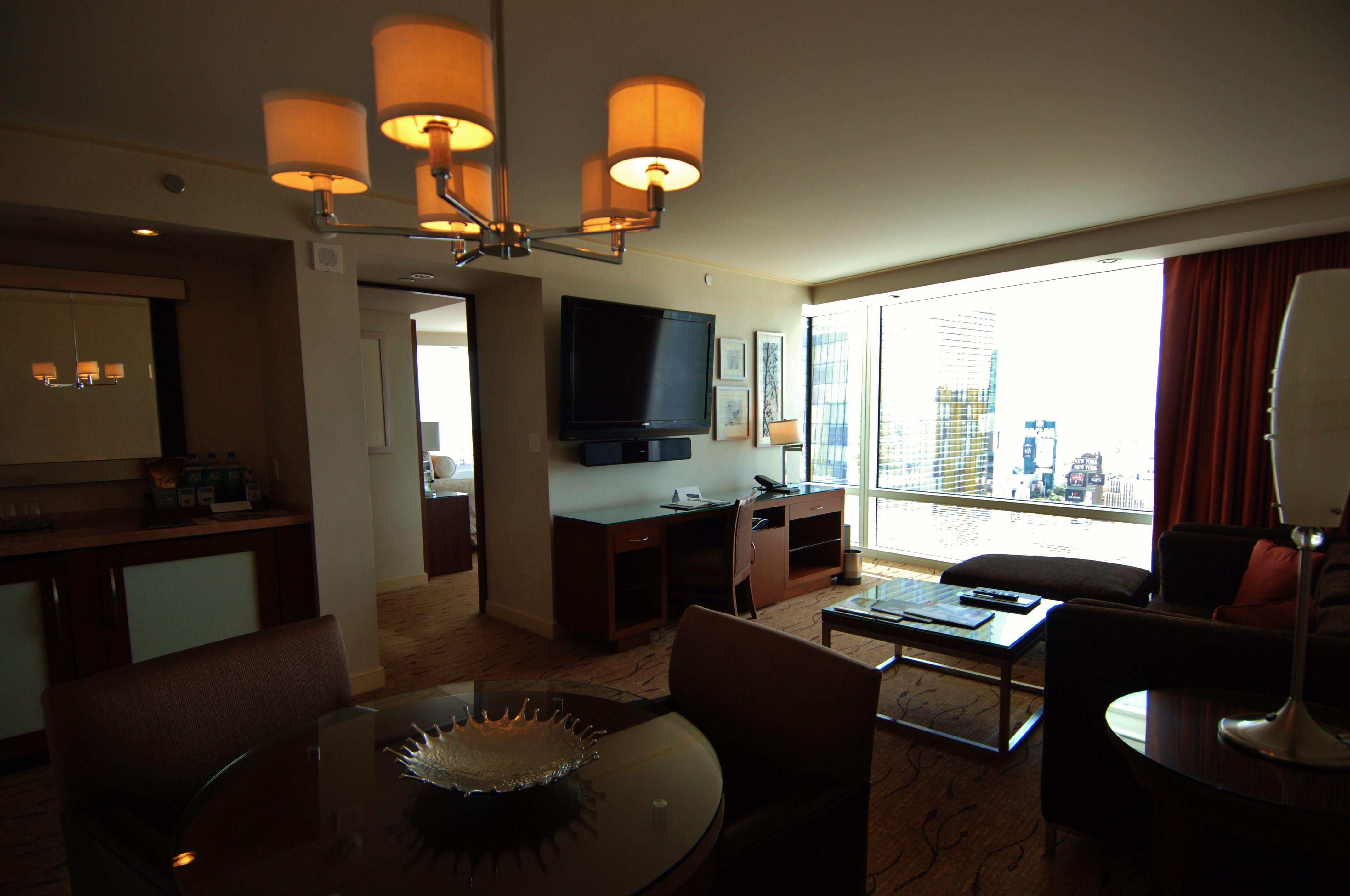 The Corner Suite At Aria Las Vegas