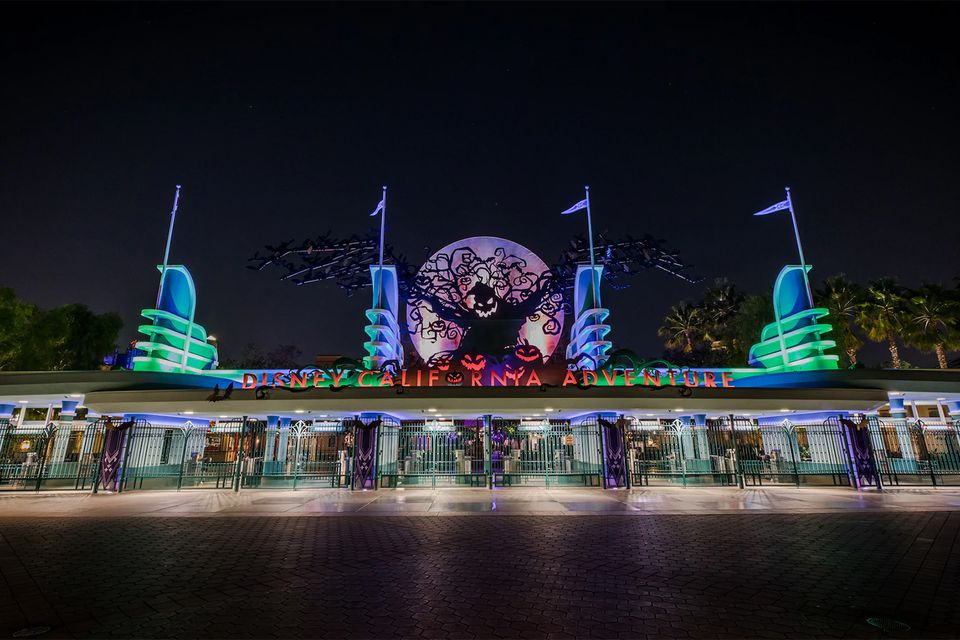 Oogie Boogie at California Adventure