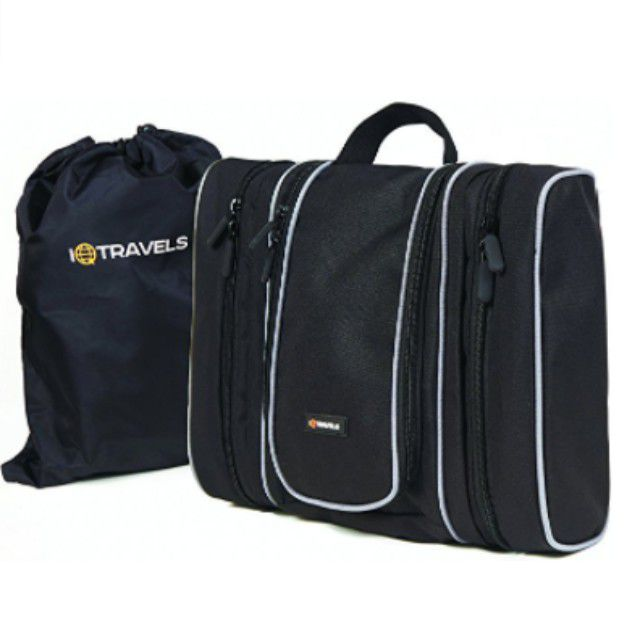 d7bdc34c0372 IQ Travels Toiletry Bag. Courtesy of Amazon.com