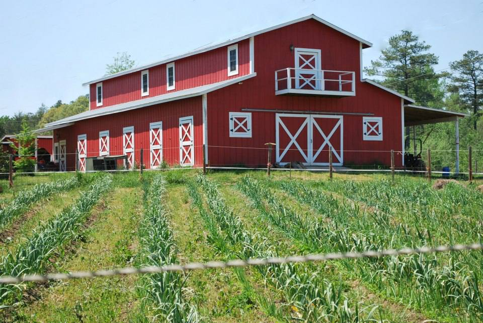 Fickle Creek Farm Bed and Breakfast