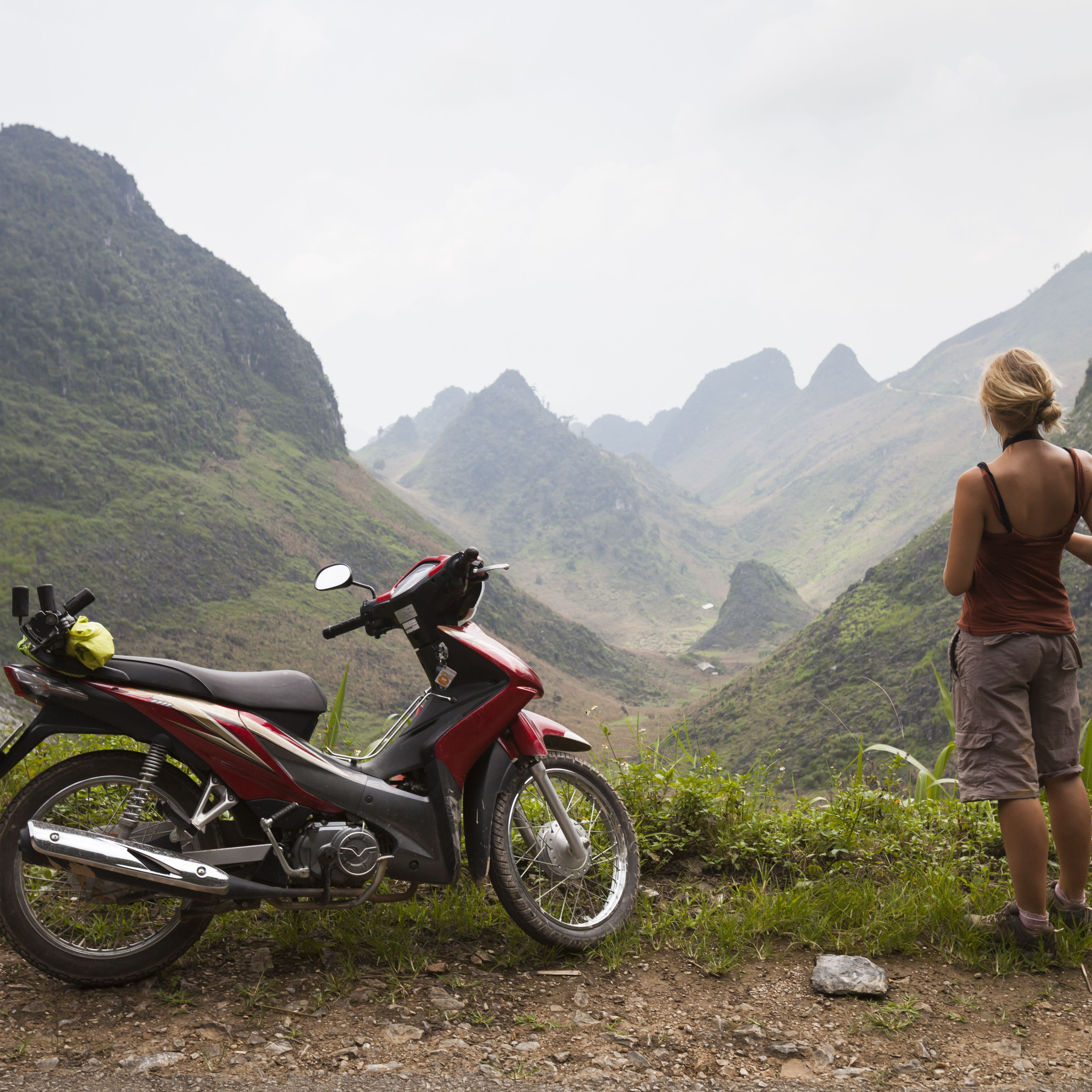 Renting a Motorbike in Southeast Asia: Safety Tips