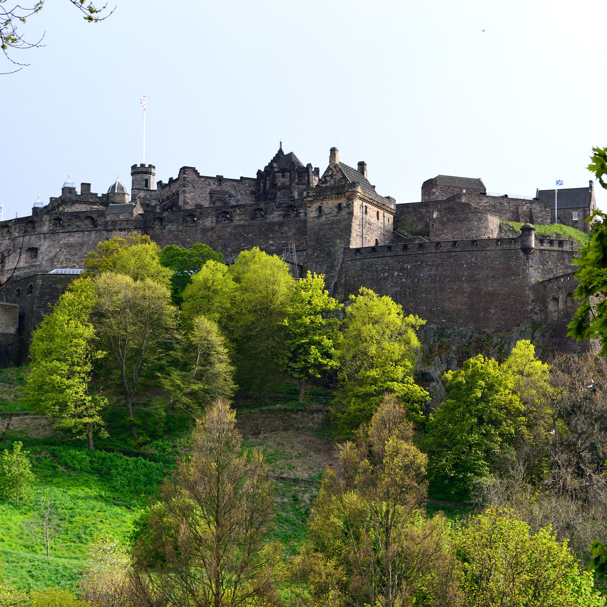 Top 10 Castles to Visit in Scotland