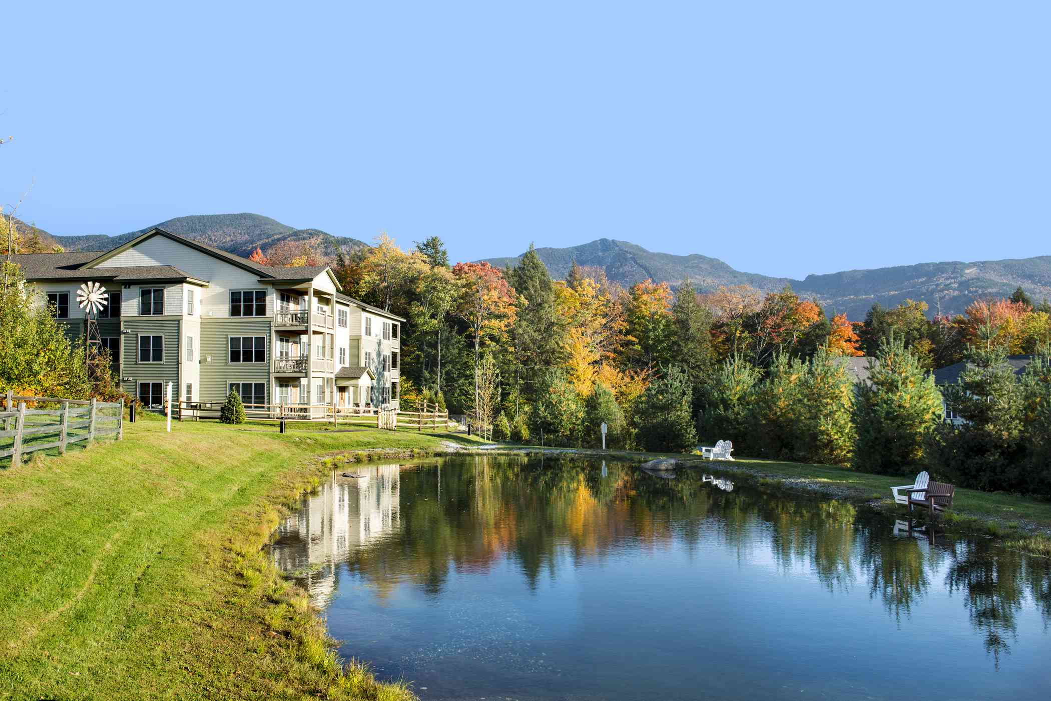 Win an autumn vacation at Smugglers' Notch: a family-friendly resort in Vermont
