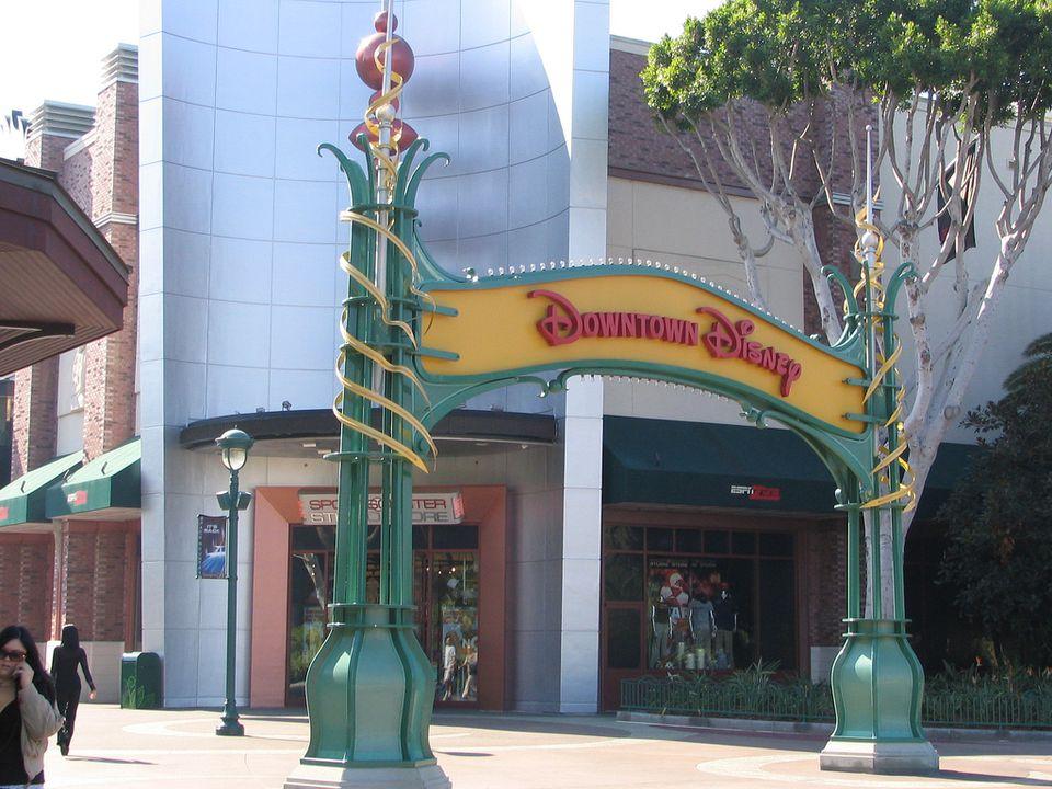 Downtown Disney, Anaheim, CA