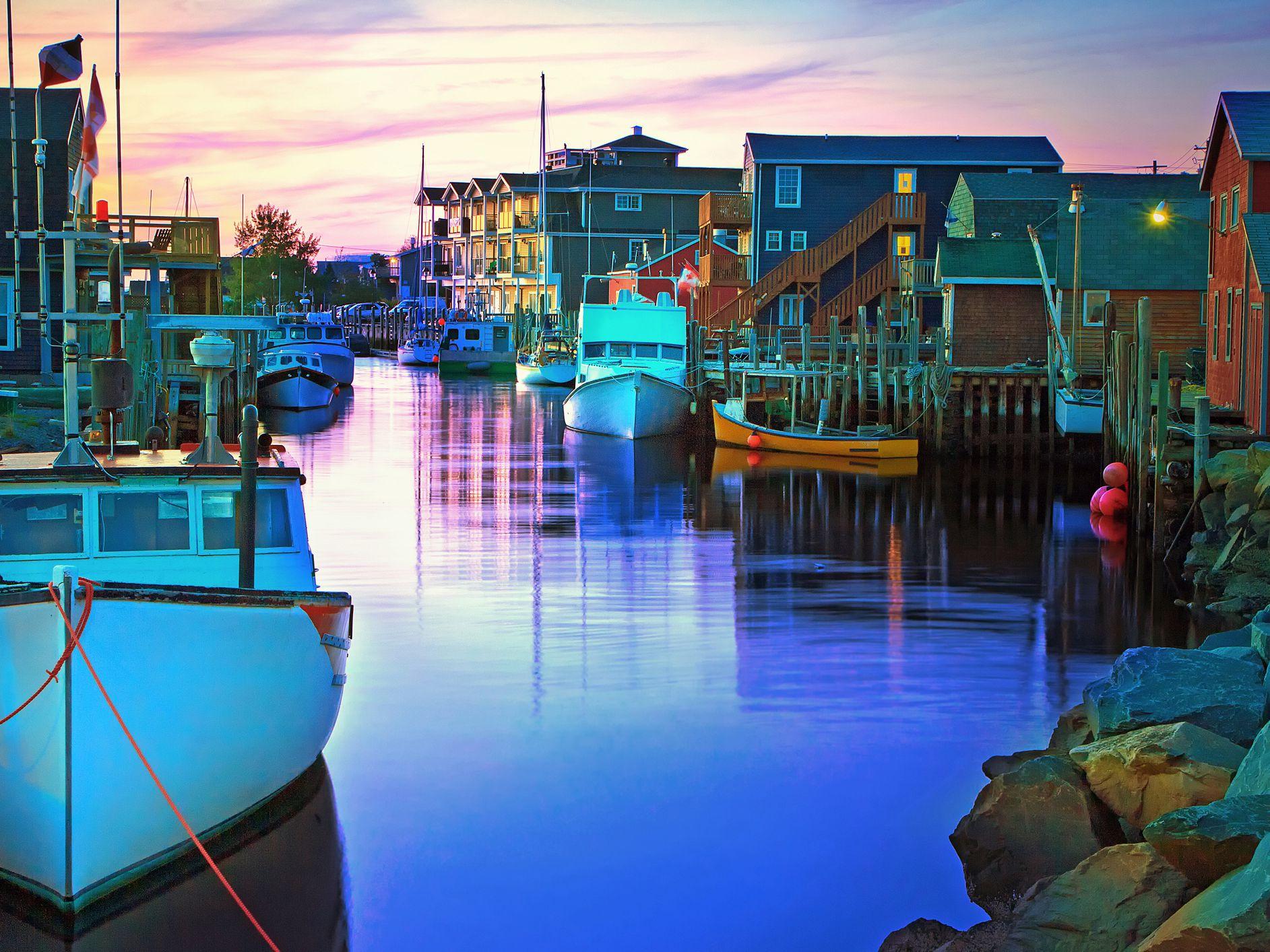 5 of the Best RV Parks in Nova Scotia