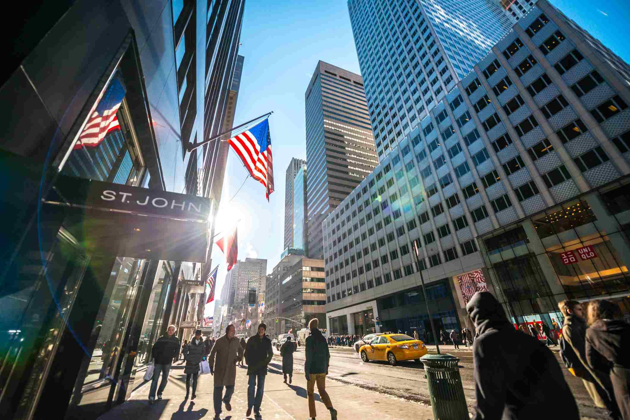 St. John 5th ave NYC