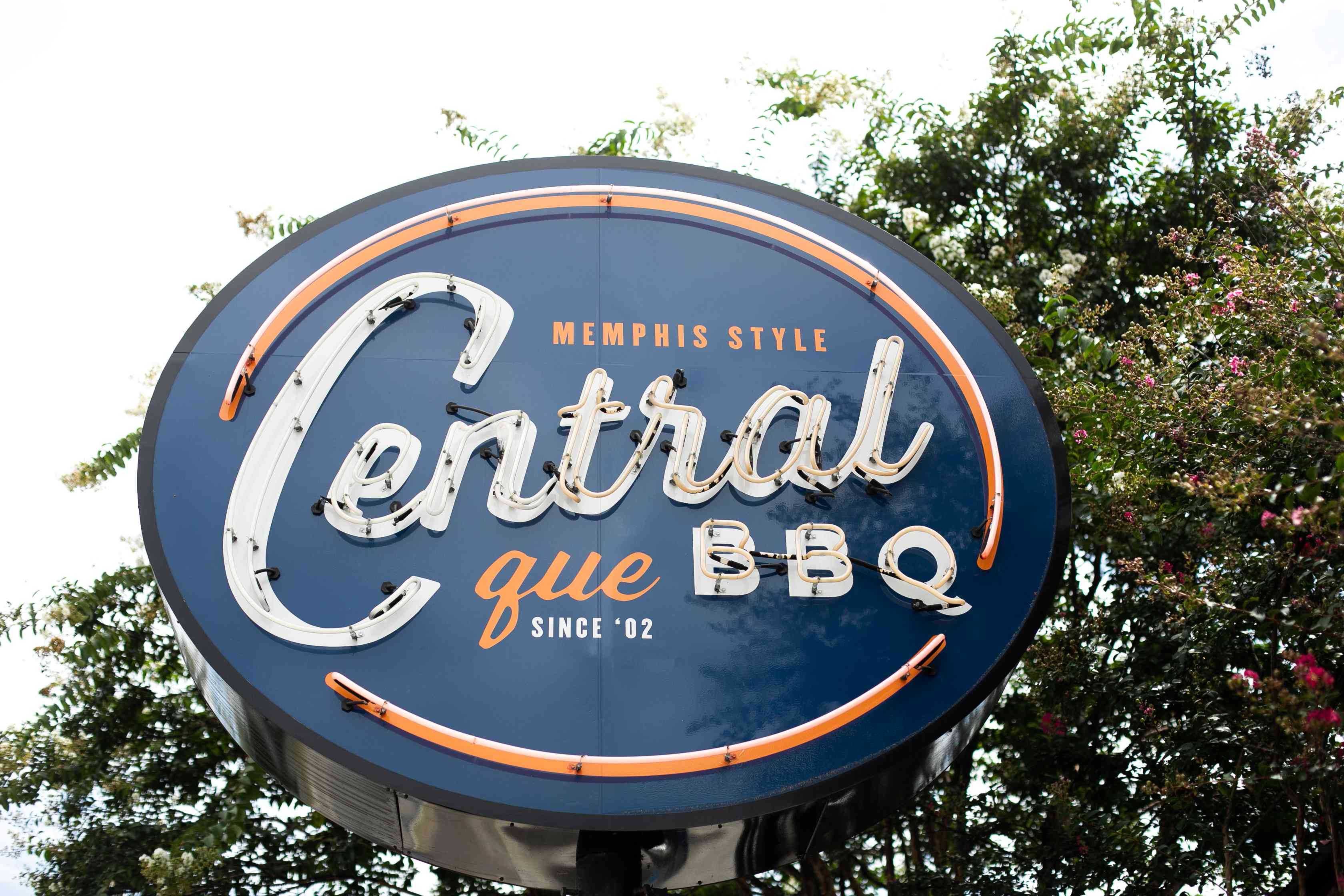 Central BBQ in Memphis, Tennessee