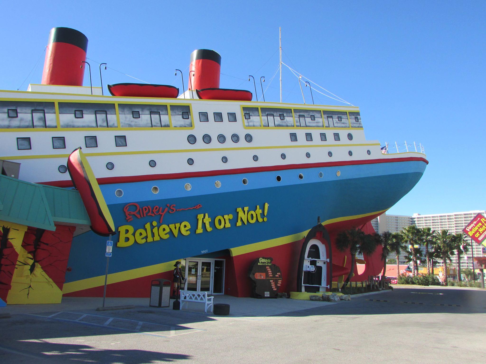 Ripley's Believe It or Not! (Panama City Beach, FL)