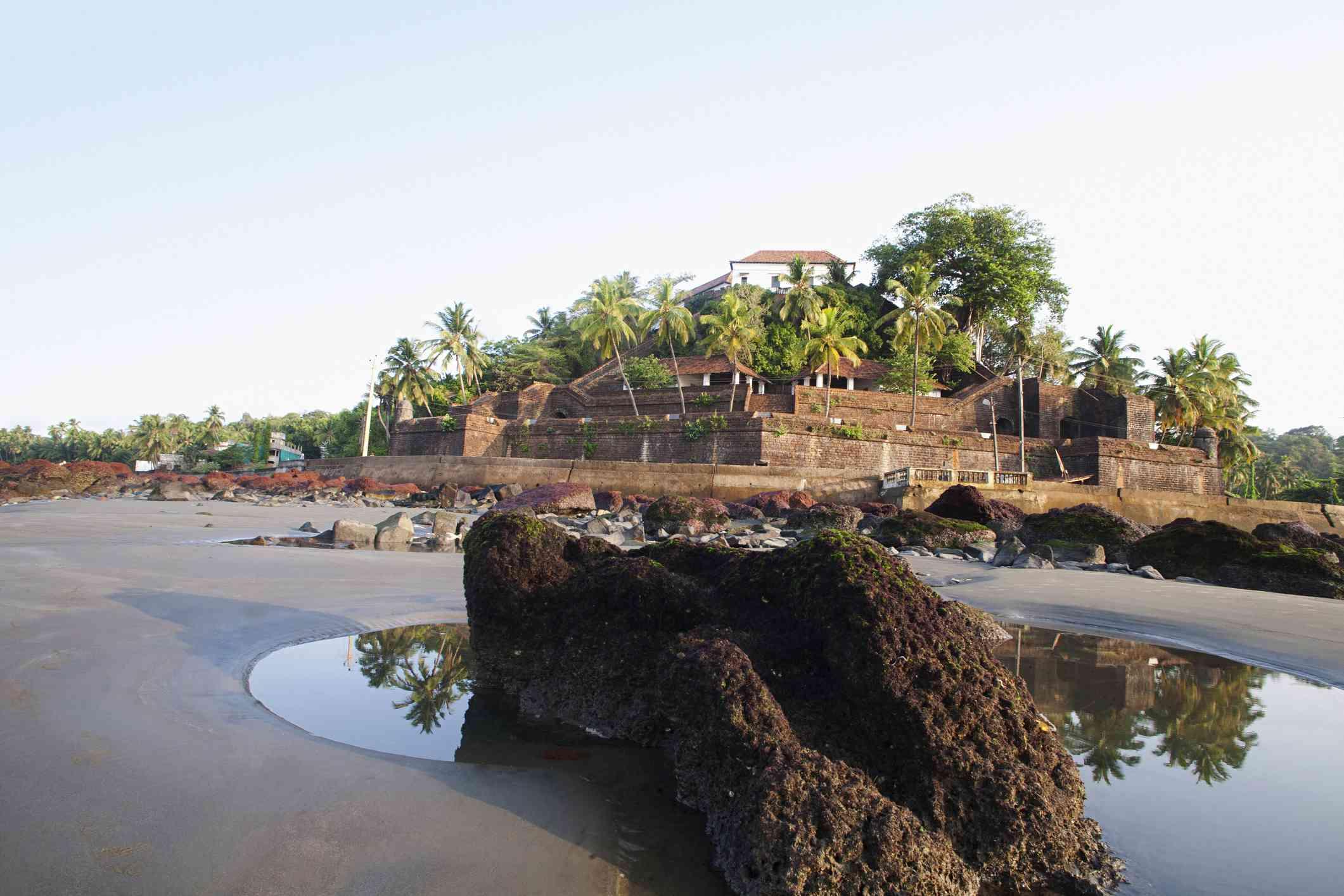 Reis Margos Fort, Goa.