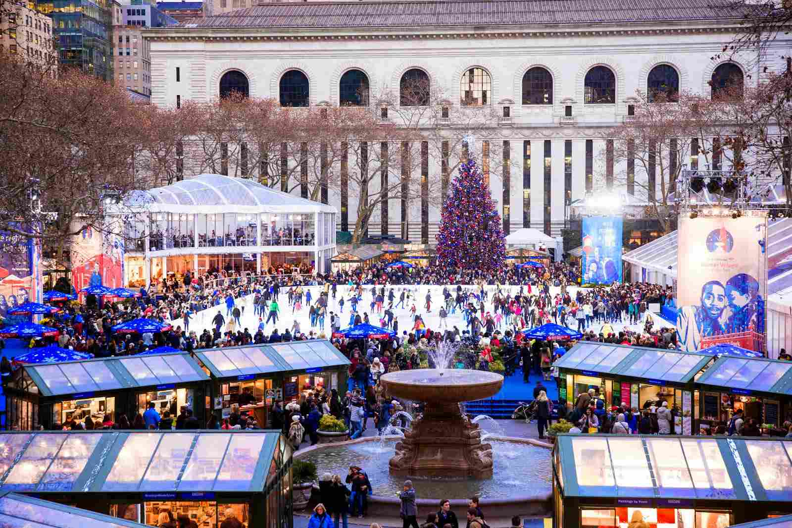 Christmas Market New York City.The 4 Best Holiday Markets In Nyc