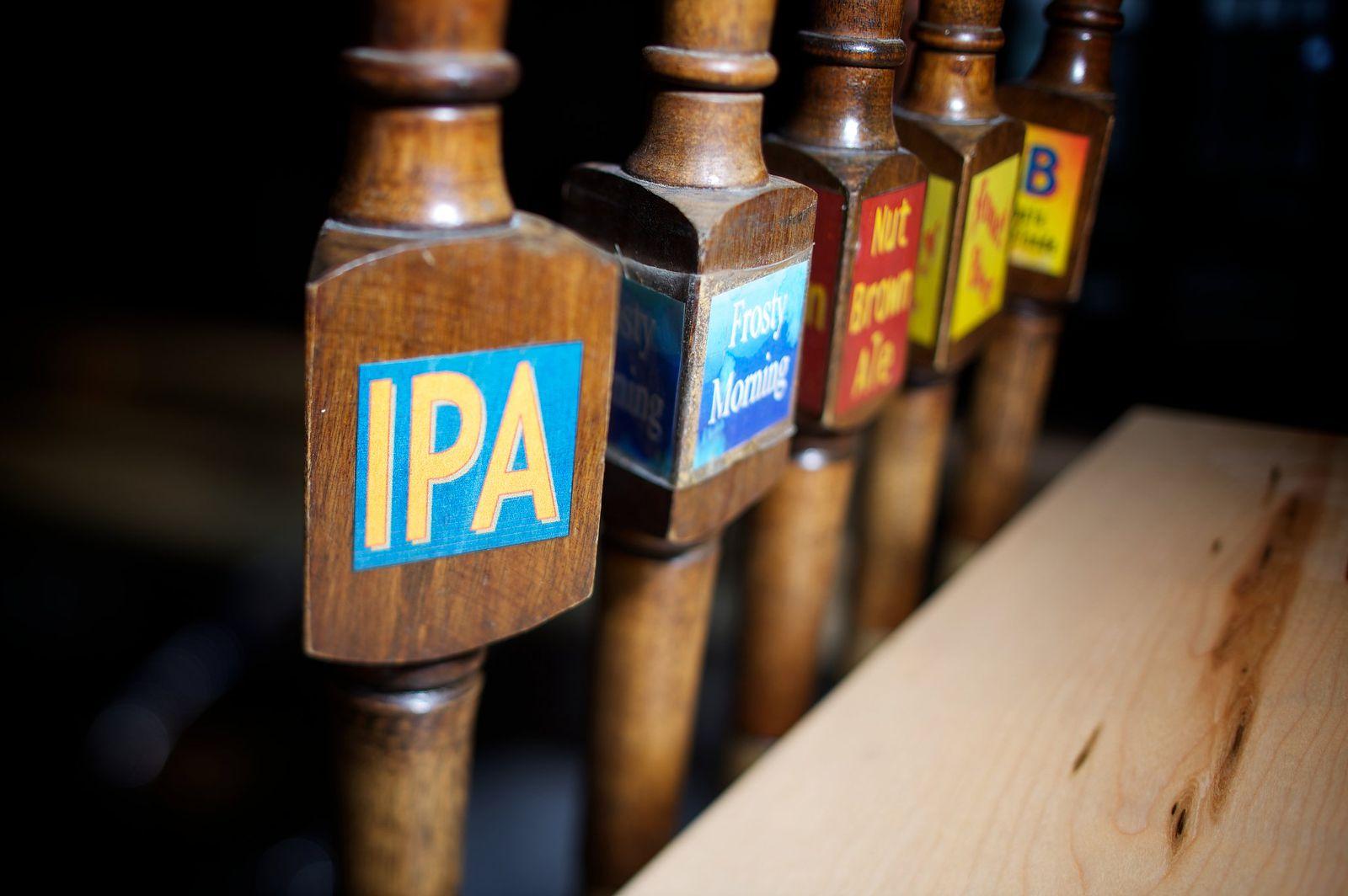 Montreal's hottest brewpubs include Brutopia.