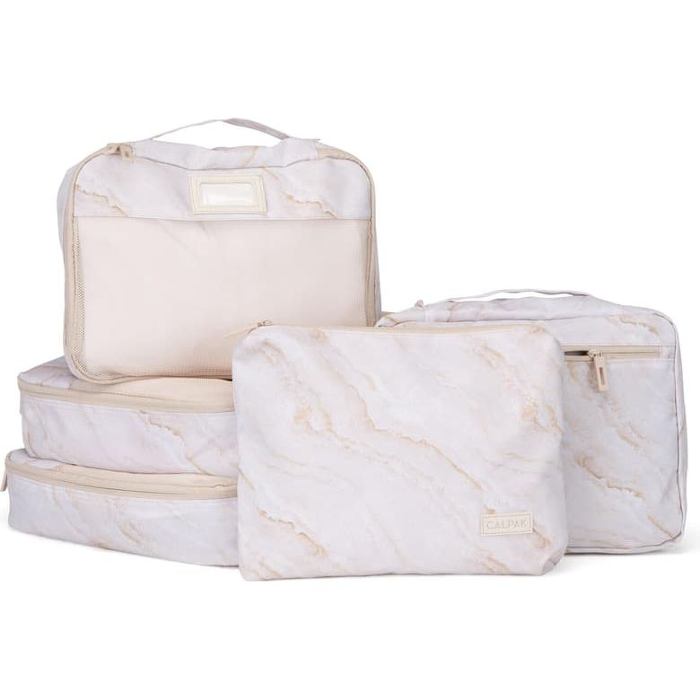 Magictodoor Dual Sided Compression Packing Cubes Double the Stroage /& Save More Space